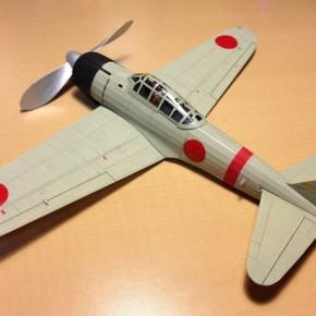 零式艦上戦闘機 21型