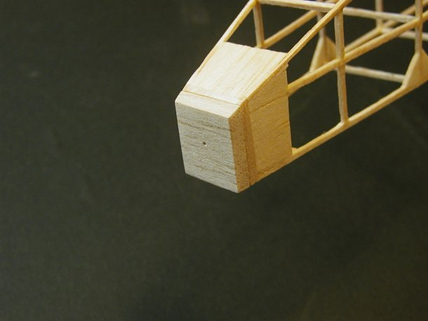 BATを作る -ノーズブロックの製作-