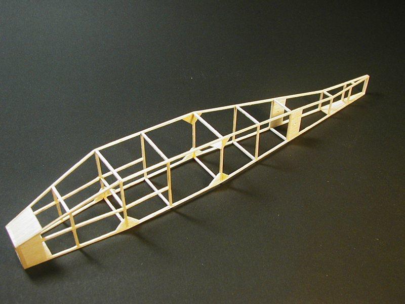 BATを作る -胴体の製作(2)-