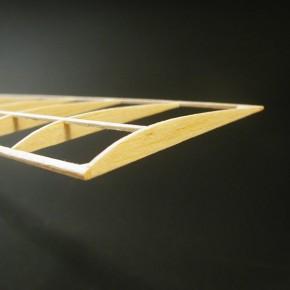 BATを作る -主翼の組み立て-